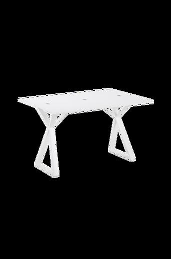 Atik ruokapöytä, 45 90 x 130 cm