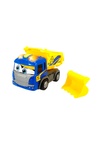 Happy Scania Dump Truck
