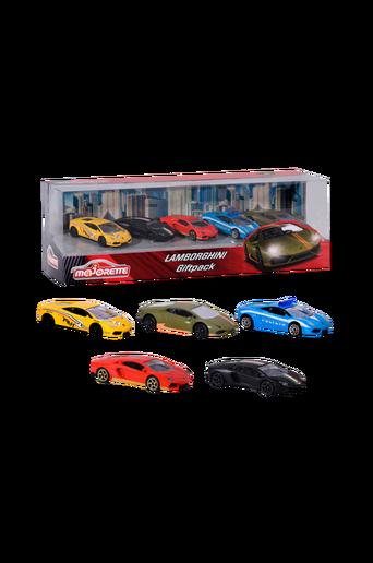 Majorette Lamborghini, 5/pakk.