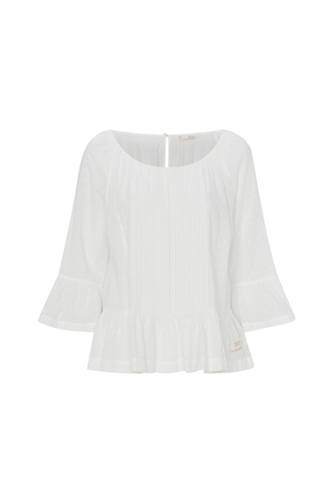 Odd Molly Bluse Wavelenghts Blouse