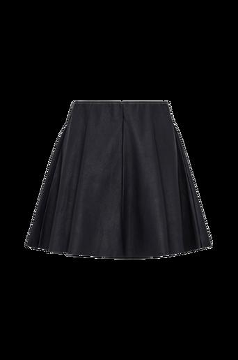 OnlBase Neoline Faux Leather Skirt -hame