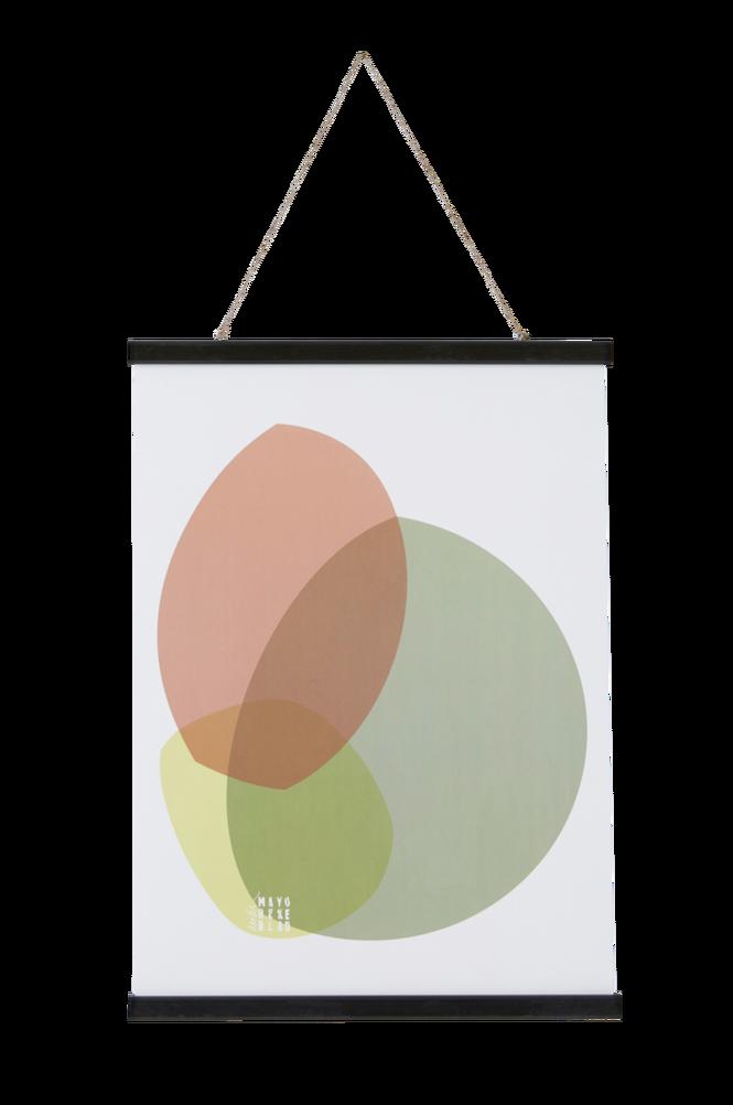 Affischlist 71 cm