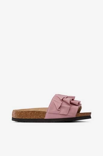 Sandaalit, jossa röyhelöt