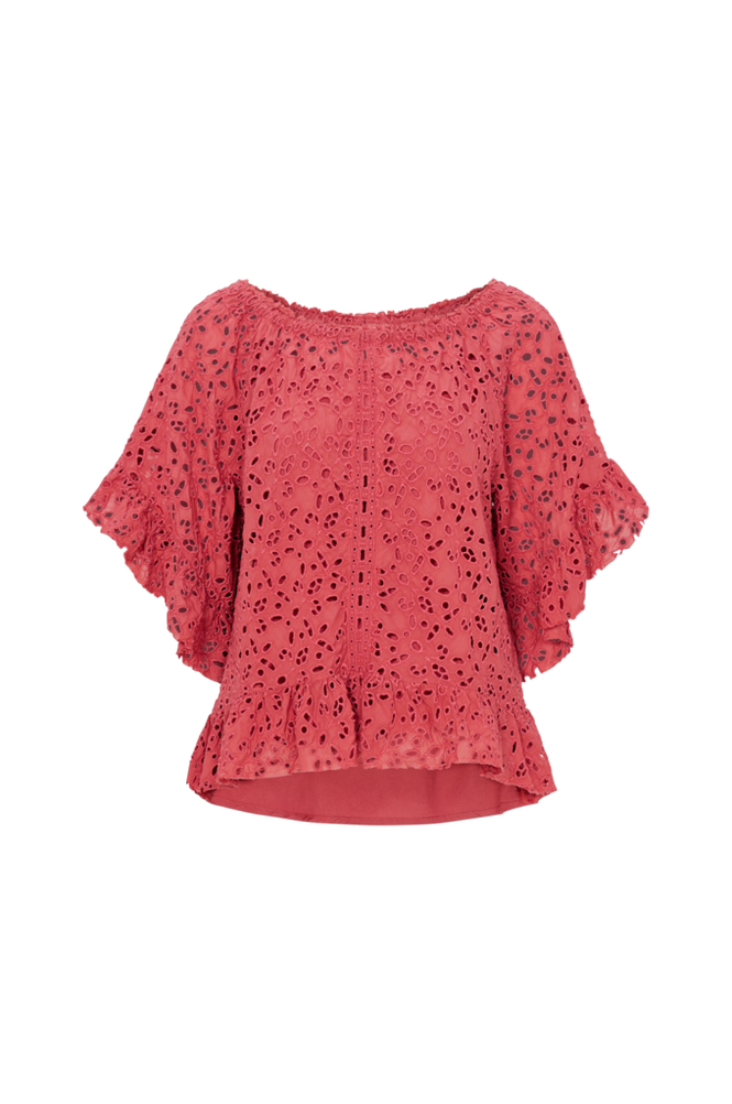 Odd Molly Bluse Wing Vibes Blouse