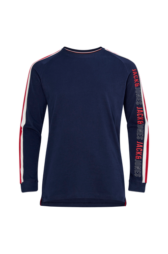 JcoAnton Tee LS Crew Neck pusero, jossa pitkät hihat