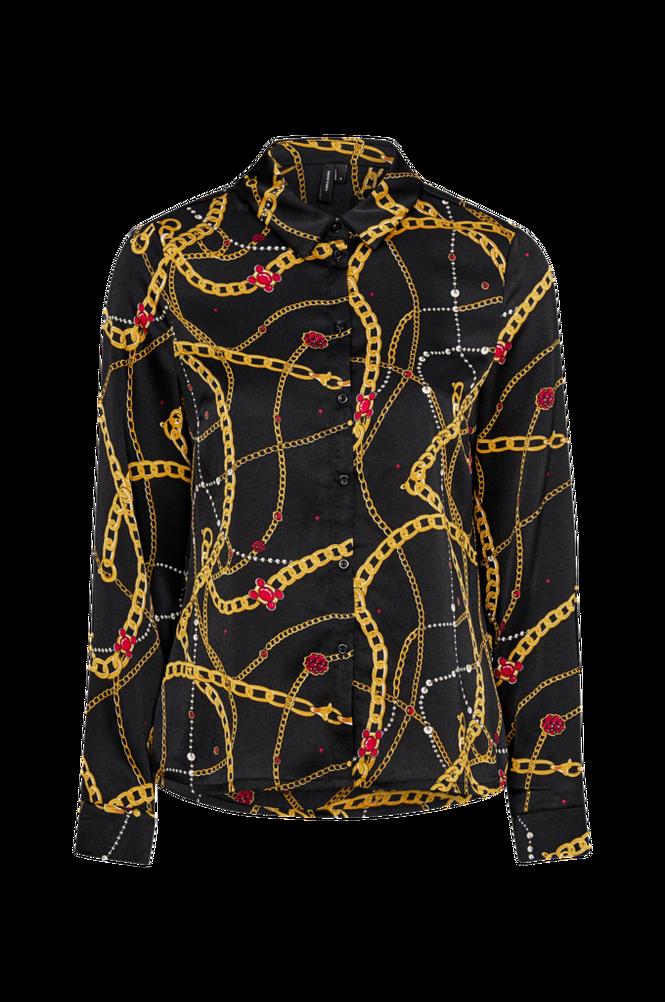 Vero Moda Bluse vmChain L/S Shirt
