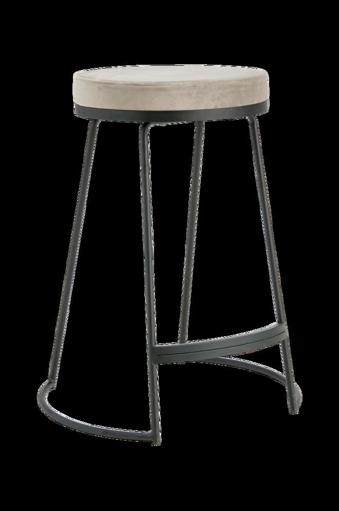 Barstol NILSON 2 pk Mørk grå | UTDinterior