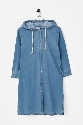 Farkkutakki Franny Denim Coat