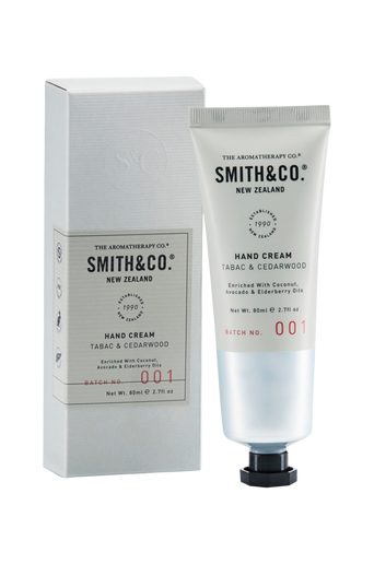 Tabac & Cedarwood Hand Cream 80 ml