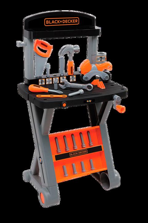 Arbetsbänk med 15 verktyg