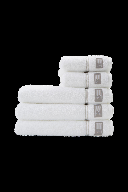 Lexington - Handduk Hotel Towel 50x70 - Natur