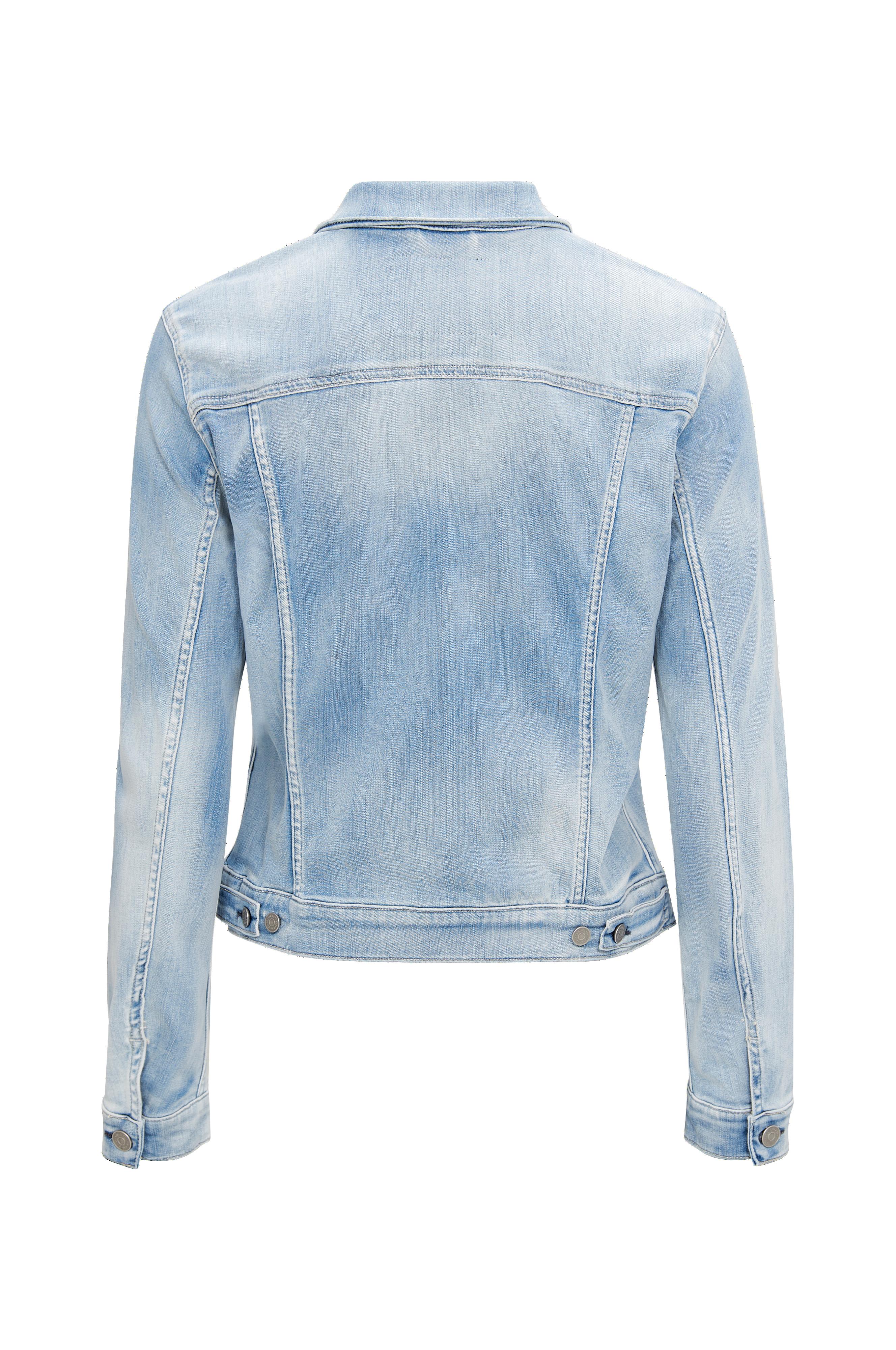 Replay Jeansjakke Hyperflex Light Denim Jacket Blå