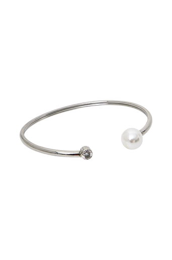 Luna Bracelet Steel -rannekoru