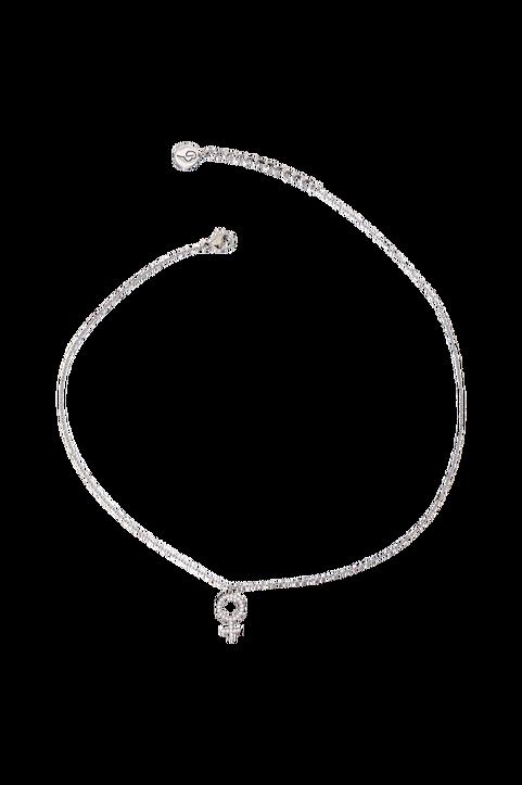 Halsband Me Necklace Steel