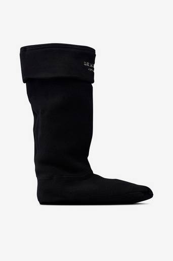 Fleece wellie sock sukat