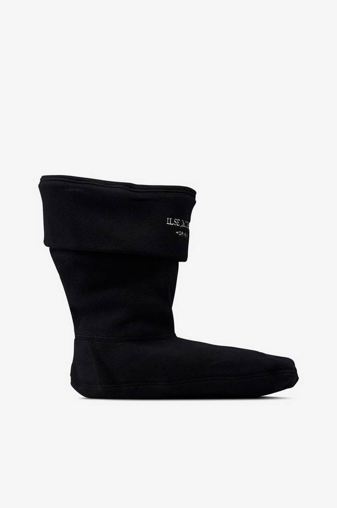 Ilse Jacobsen Strømper Fleece wellie sock 3/4