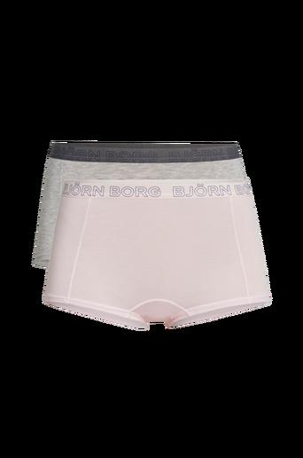 Bokserit Seasonal Solid Tencel Minishorts, 2/pakk.