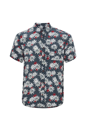 Kauluspaita Fluid Geometric Short Sleeve