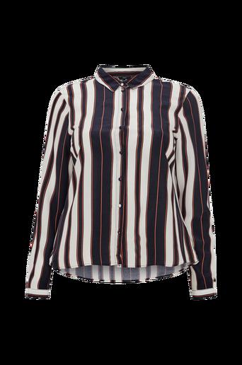 VmStripy LS Shirt Curve paitapusero