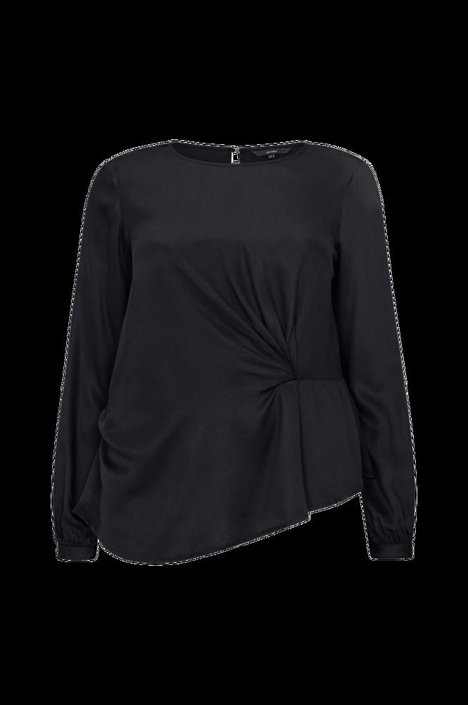 Vero Moda Curve Bluse vmFaithy L/S Midi Top