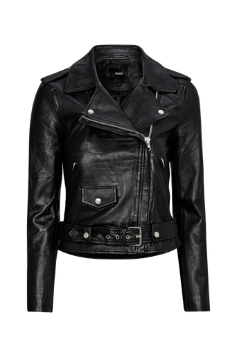 ObjNandita Leather Jacket -nahkatakki