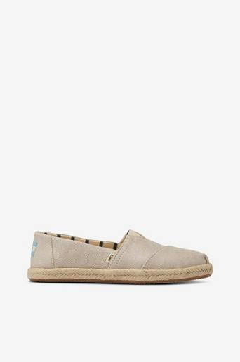 Espadrillot Classic Natural Pearlized Metallic