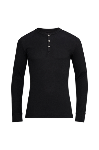 300LS Long Sleeve Henley pusero
