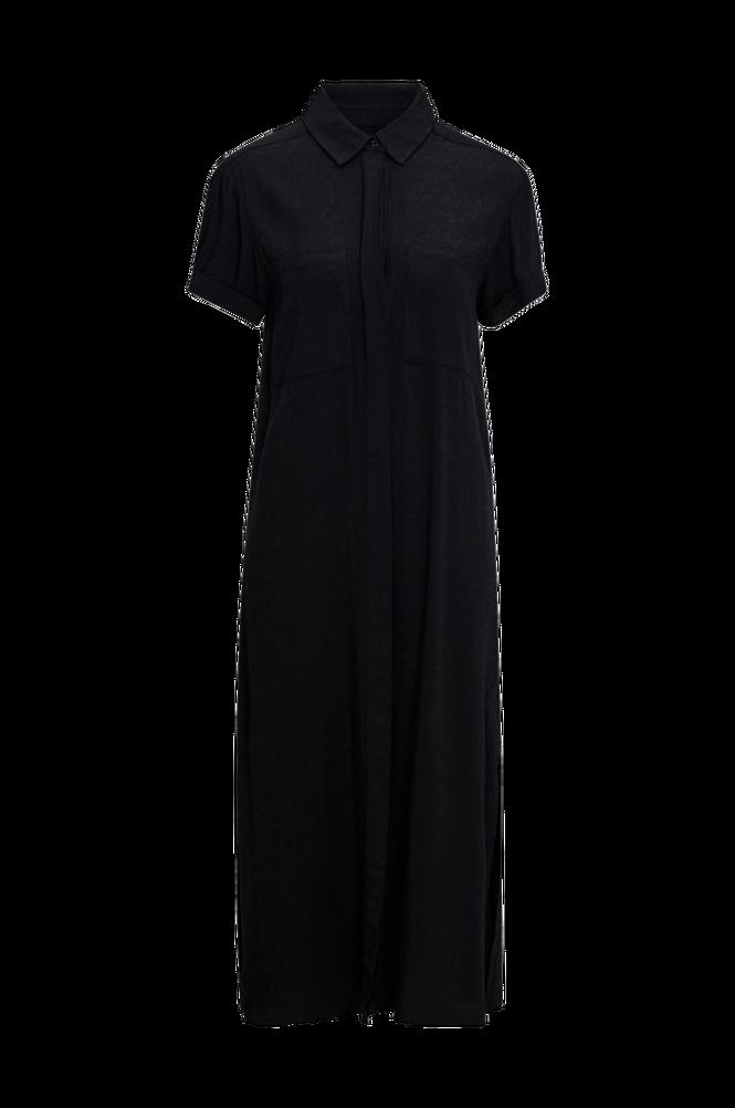 Levete Room Skjortekjole LR Berta Solid 10 Dress