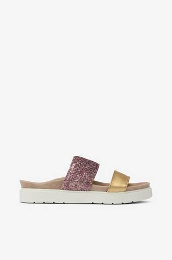 Sandaalit Slipper Glitter