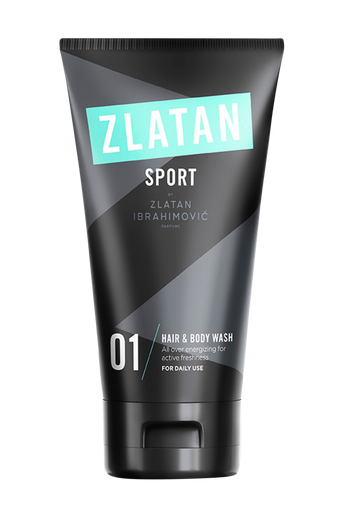 Zlatan Sport Hair & Body 150 ml