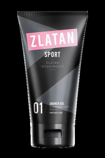 Zlatan Sport Pour Femme Shower Gel 150 ml
