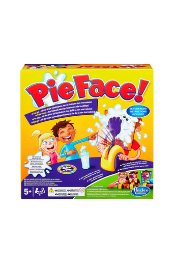 Pie Face Chain Reaction