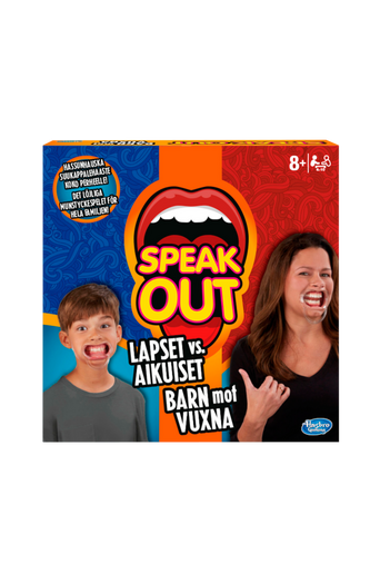 Speak Out Kid Vs Parent
