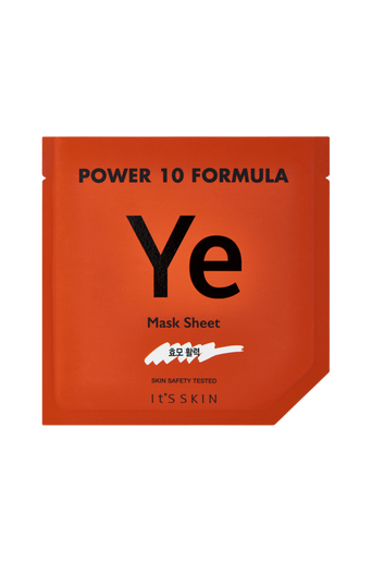 Power 10 Formula Mask Sheet Ye 25 ml