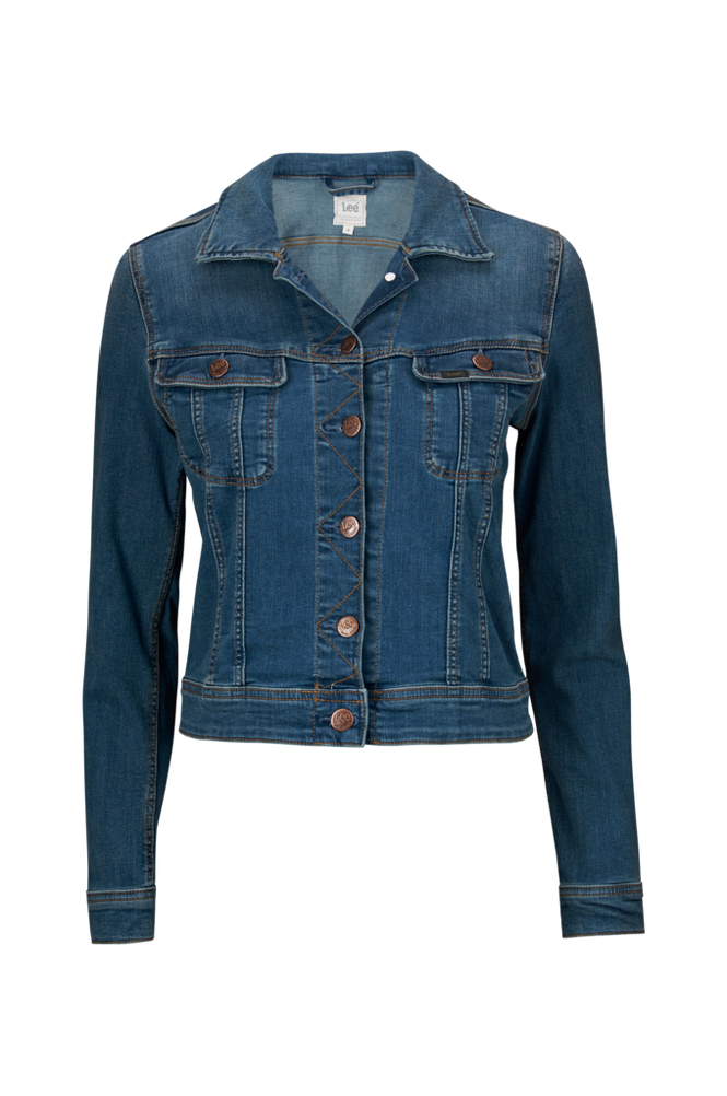 Lee Denimjakke Slim Rider Jacket