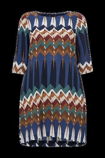 Ethnic Printed Dress -mekko