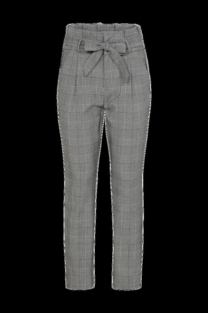 Vero Moda Bukser vmEva HR Loose Paperbag Check Pant