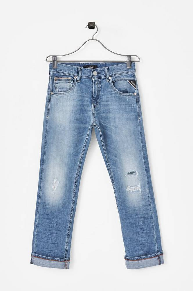 Replay Jeans i 5-lommemodel
