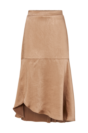 Mirage Sateen Skirt hame
