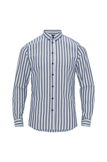Brooks Stripe Shirt -kauluspaita