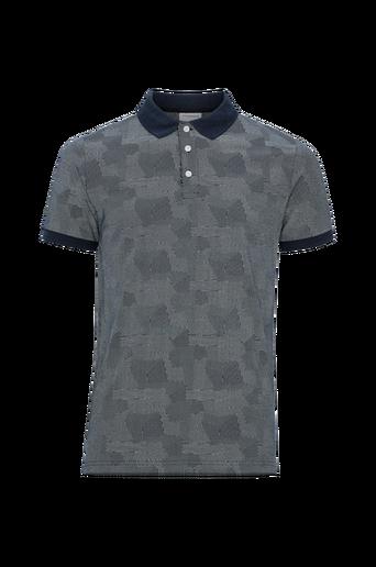 Printed Polo Shirt S/S T paita