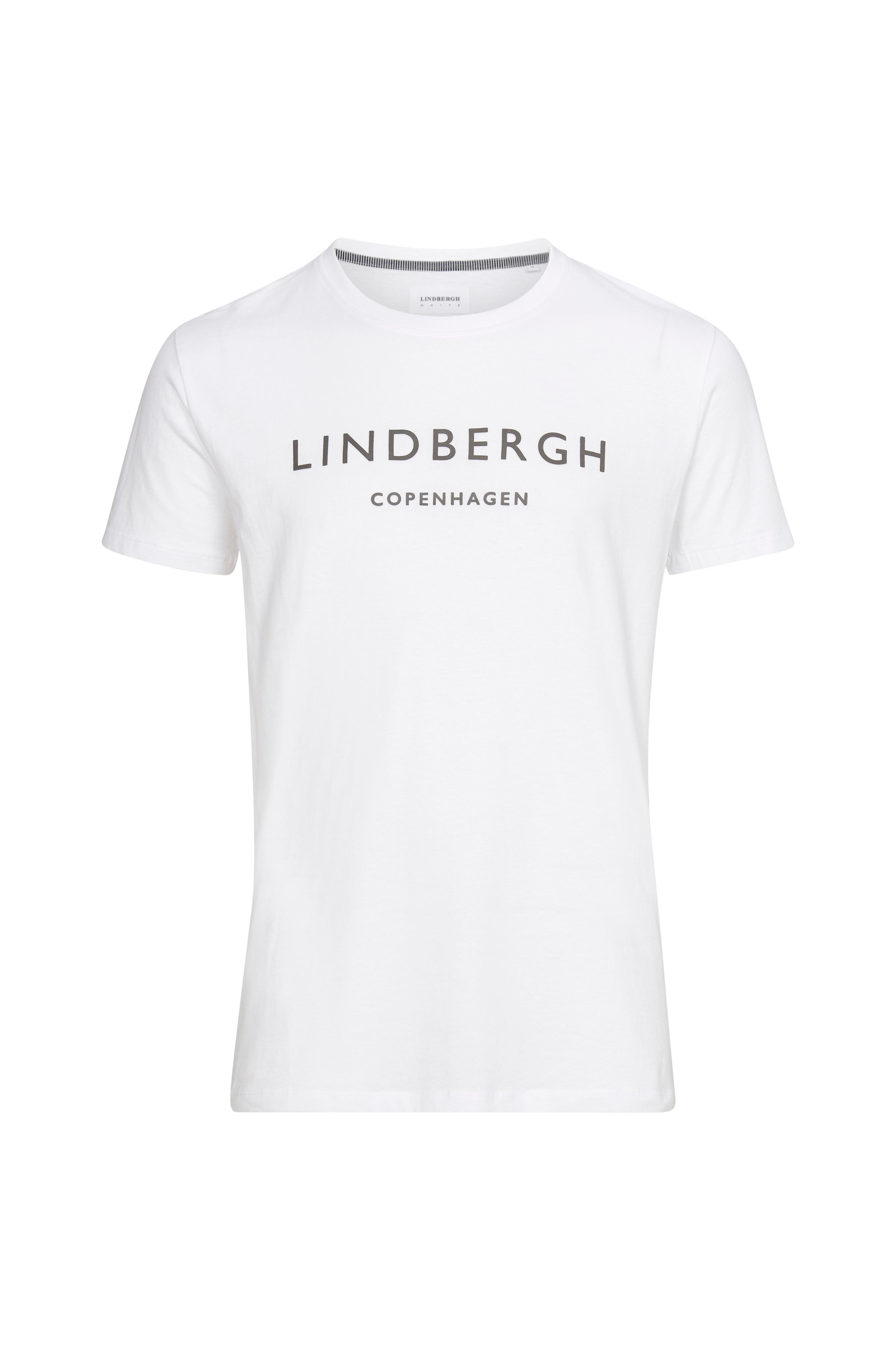 Lindbergh Copenhagen T skjorte White