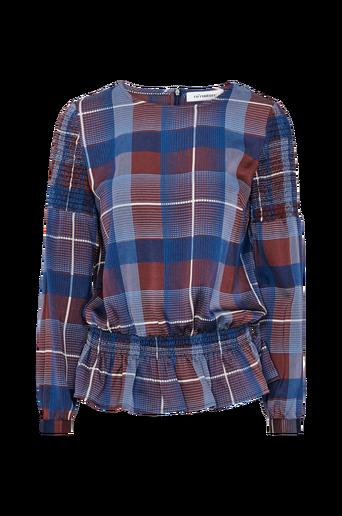 Modern Check Blouse -paita