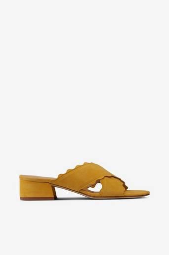 Sandaletit, slip in
