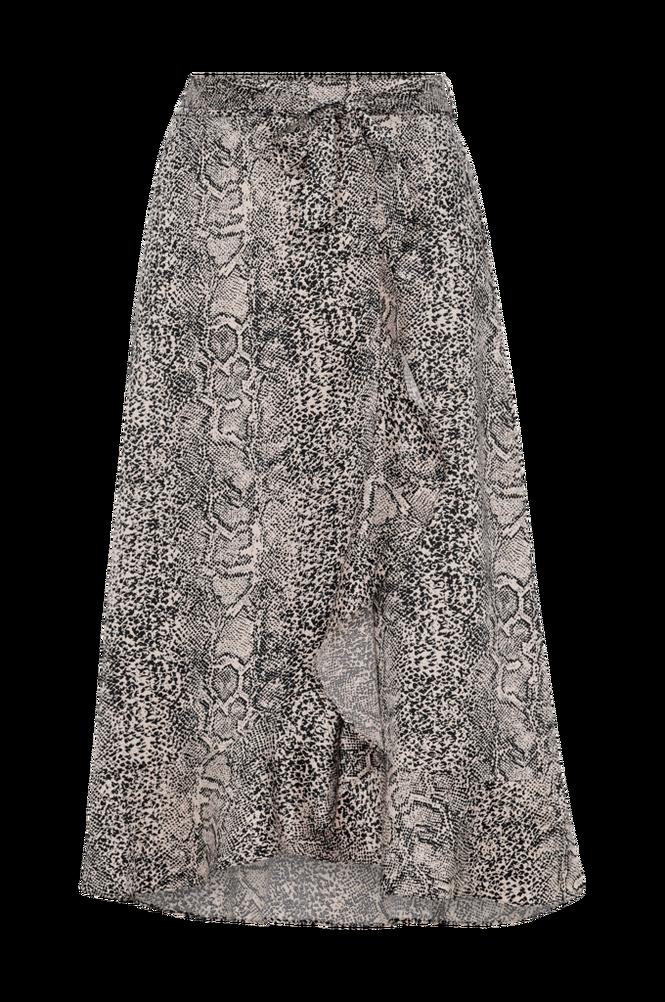 co'couture Flæsenederdel Emmaly Cobra Skirt