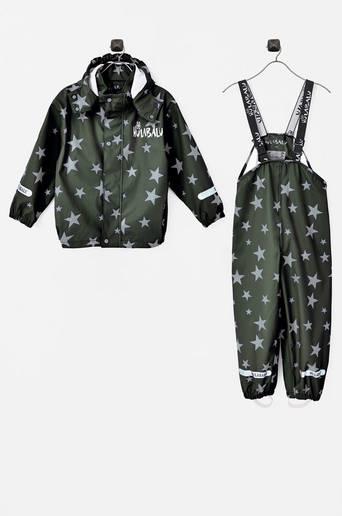 Sadeasu X-Star PU Rain Set