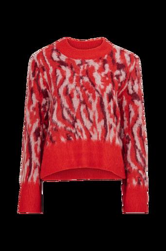 YasAlena Knit Pullover neulepusero