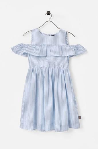 Mekko Blue Stripe Dress