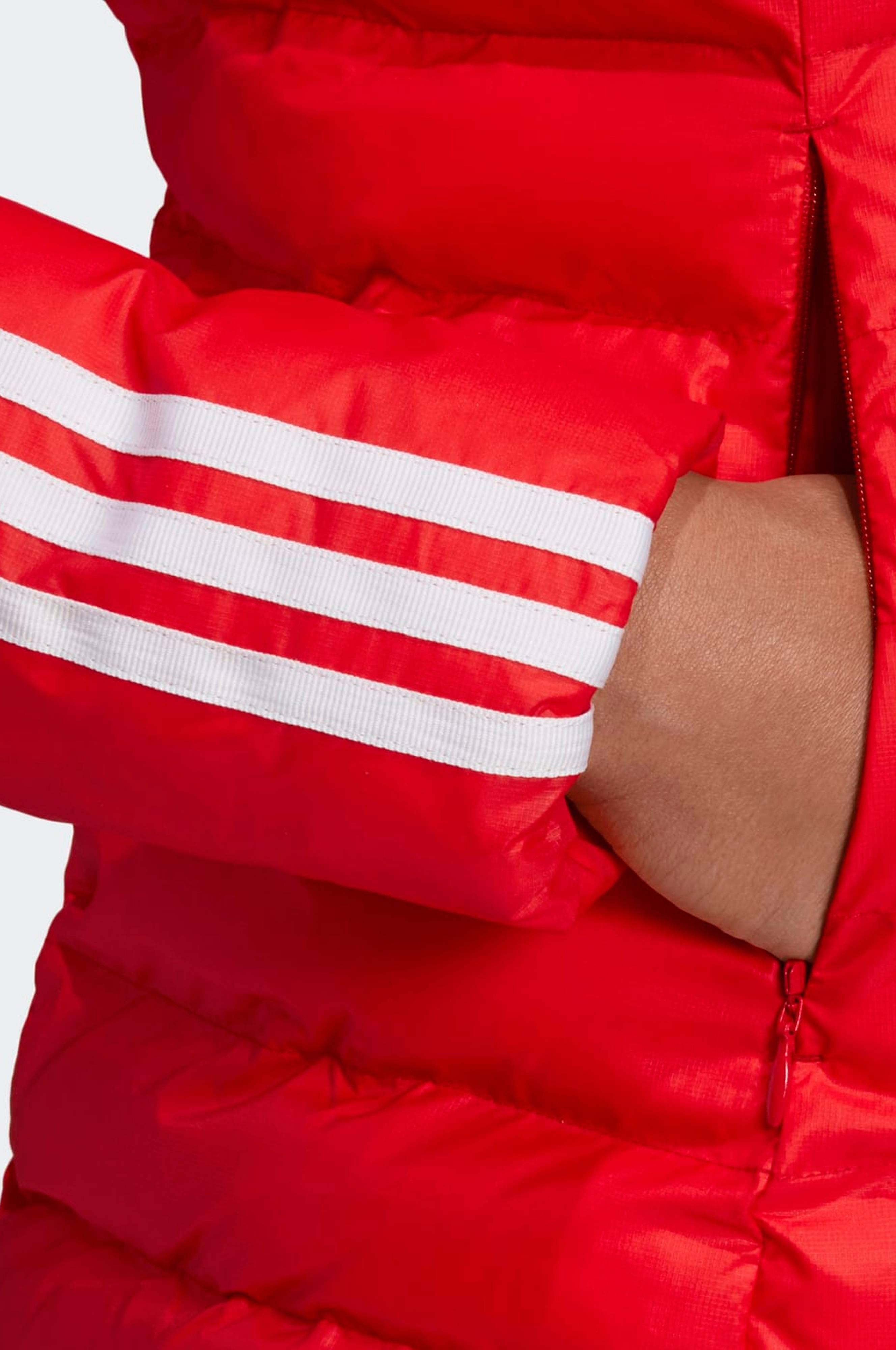 adidas Originals Jakke Slim Jacket Rød Jakker Ellos.no