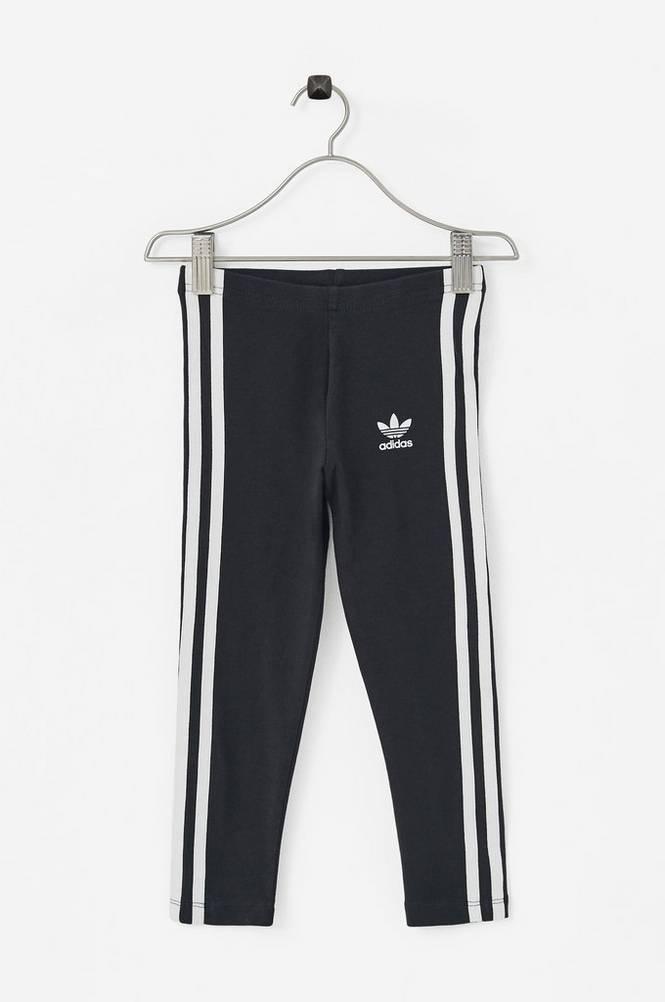adidas Originals Leggings i stretchbomuld